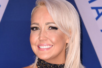 Meghan Linsey The 51st Annual CMA Awards - Arrivals