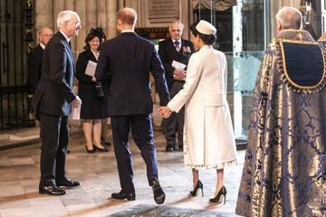 Meghan Markle Commonwealth Day 2019