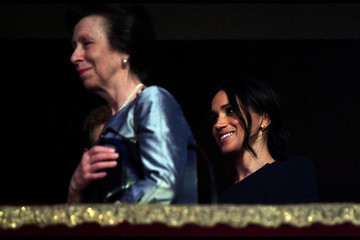 Meghan Markle The Queen's Birthday Party