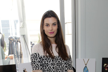 Meghan Ory DPA Pre-Golden Globe Awards Gift Suite