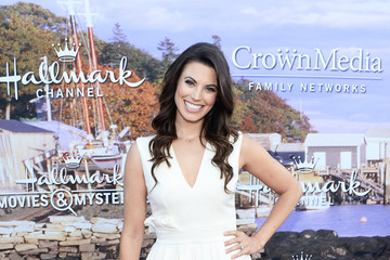 Meghan Ory Hallmark Channel and Hallmark Movies and Mysteries Summer 2016 TCA Press Tour Event - Arrivals