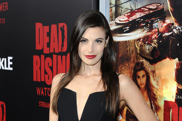 Meghan Ory 'Dead Rising: Watchtower' Premieres in Culver City