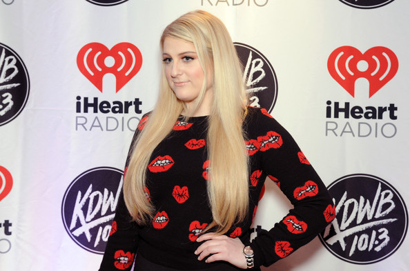 Backstage at 101.3 KDWB's Jingle Ball  [games,recreation,meghan trainor,sky zone indoor trampoline park,allstate - backstage,xcel energy center,minnesota,st paul,kdwb,allstate,jingle ball 2014]