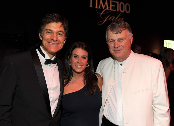 TIME 100 Gala, TIME'S 100 Most Influential People In The World - Cocktails [most influential people in the world,event,fashion,fun,formal wear,suit,premiere,smile,night,lisa oz,mehmet oz,michael elliott,time 100 gala,cocktails,lincoln center,new york city,frederick p. rose hall,time]