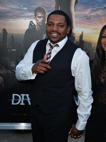 "Mekhi Phifer - Premiere Of Summit Entertainment's ""Divergent"" - Red Carpet"