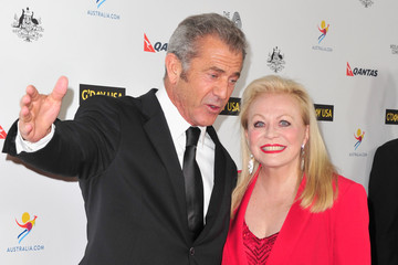 Mel Gibson 2014 G'Day USA Los Angeles Black Tie Gala - Arrivals
