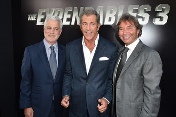 Mel Gibson 'The Expendables 3' Premieres in Hollywood — Part 2