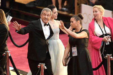 Mel Gibson 89th Annual Academy Awards - Fan Arrivals