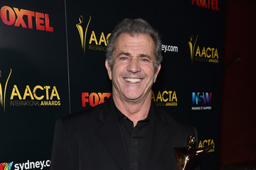 Mel Gibson 6th AACTA International Awards - Inside