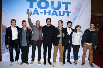 Melanie Bernier 'Tout La Haut' Paris Premiere at Cinema Le Grand Rex