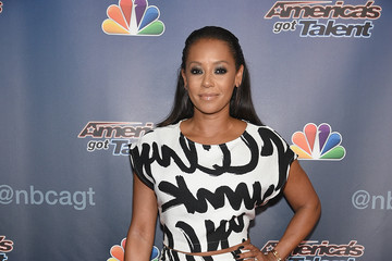 "Melanie Brown ""America's Got Talent"" Post-Show Red Carpet"