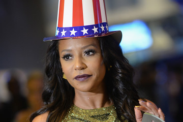 Melanie Brown 'America's Got Talent' BBQ Viewing Party