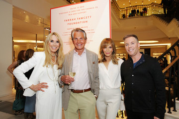 Melanie Griffith Barneys New York Hosts A Cocktail Party In Support Of The Farrah Fawcett Foundation
