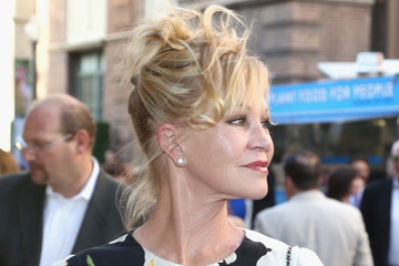 Melanie Griffith The Humane Society of the United States' to the Rescue Los Angeles Gala - Inside