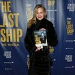 "Melanie Griffith ""The Last Ship"" Opening Night Performance"