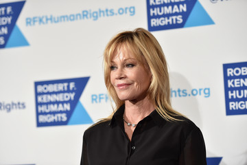 Melanie Griffith Arrivals at the RFK Ripple of Hope Gala