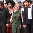 Melanie Thierry 'Invisible Demons' Red Carpet - The 74th Annual Cannes Film Festival