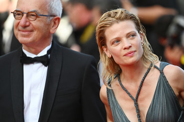 """Melanie Thierry """"Annette"""" & Opening Ceremony Red Carpet - The 74th Annual Cannes Film Festival"""