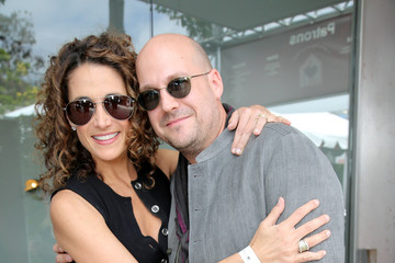 Melina Kanakaredes John Varvatos Sunglasses At The 11th Annual Stuart House Benefit