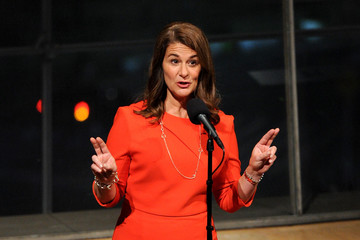 Melinda Gates The Moth Presents 'Stories of Women in the World' Special Community Program Showcase