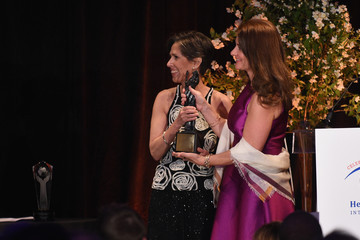 Melinda Gates Kathy Spahn Helen Keller International Celebrates Centennial Anniversary With 2015 Spirit of Helen Keller Gala - Inside