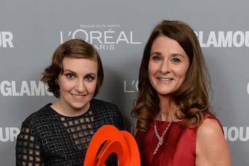Melinda Gates Inside the Glamour Honors the Women of the Year