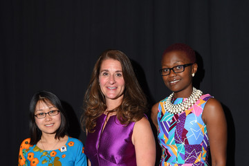 Melinda Gates Pham Kim Ngoc Helen Keller International Celebrates Centennial Anniversary With 2015 Spirit of Helen Keller Gala - Inside