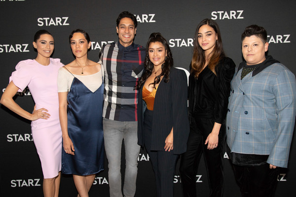 """For Your Consideration Event For Starz's """"Sweetbitter"""" And Vida"""" - Arrivals"""