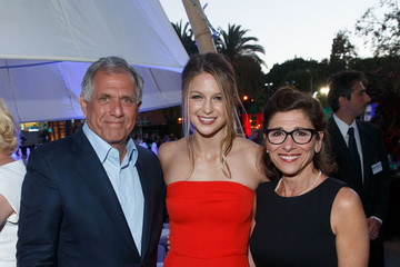 Melissa Benoist CBS, CW and Showtime 2015 Summer TCA Party - Inside