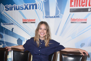 Melissa Benoist SiriusXM's Entertainment Weekly Radio Channel Broadcasts From Comic Con 2017 - Day 3
