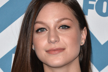 Melissa Benoist Arrivals at the Fox All-Star Party — Part 2