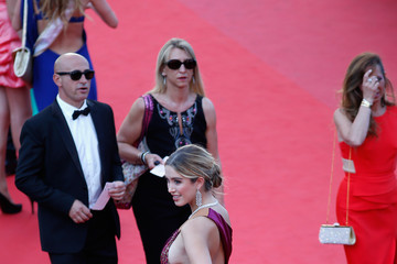 Melissa Bolona 'Rocco and His Brothers' Premiere - The 68th Annual Cannes Film Festival