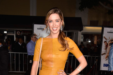"""Melissa Bolona Premiere Of Universal Pictures And Red Granite Pictures' """"Dumb And Dumber To"""" - Arrivals"""