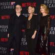 Melissa James Gibson Los Angeles Premiere Screening Of Netflix's 'House Of Cards' Season 6 - Red Carpet