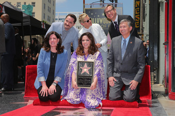Melissa McCarthy Paul Feig Melissa McCarthy Honored on the Hollywood Walk Of Fame