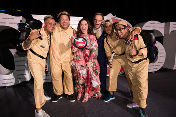 Melissa McCarthy 'Ghostbusters' Red Carpet and Guinness World Record Event, Marina Bay Sands, Singapore