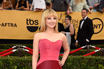 Melissa Rauch 21st Annual Screen Actors Guild Awards - Arrivals