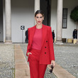 Melissa Satta Boss - Photocall - Milan Fashion Week Spring/Summer 2021