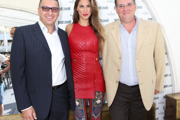 Melissa Satta Puro and Just Cavalli Unveil New Smartphone Covers
