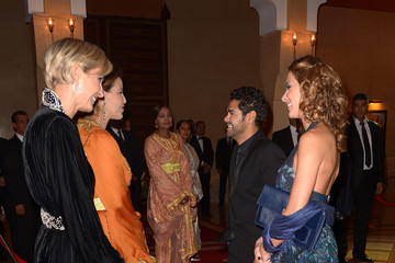 Melissa Theuriau Marrakech International Film Festival - Royal Gala Dinner