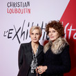 Melita Toscan du Plantier Christian Louboutin Presents During - Paris Fashion Week Womenswear Fall/Winter 2020/2021 - Exhibition Opening 'L'Exhibition[niste]'