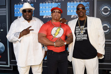 Melle Mel 2015 MTV Video Music Awards - Red Carpet