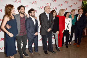 Melora Hardin Jay Duplass Arrivals at the 15th Annual AFI Awards