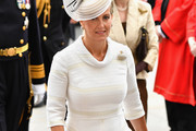 Sophie, Countess of Wessex attends as members of the Royal Family attend events to mark the centenary of the RAF on July 10, 2018 in London, England.