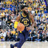 Tyreke Evans Photos - Tyreke Evans #12 of the Indiana Pacers dribbles the ball during the game against the Memphis Grizzlies at Bankers Life Fieldhouse on October 17, 2018 in Indianapolis, Indiana.  NOTE TO USER: User expressly acknowledges and agrees that, by downloading and or using this photograph, User is consenting to the terms and conditions of the Getty Images License Agreement. - Memphis Grizzlies vs. Indiana Pacers