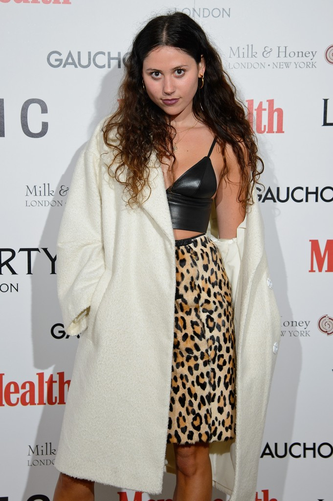 Eliza Doolittle attends the Men's Health x Liberty x YMC party during The London Collections: Men Autumn/Winter 2014 on January 7, 2014 in London, England.