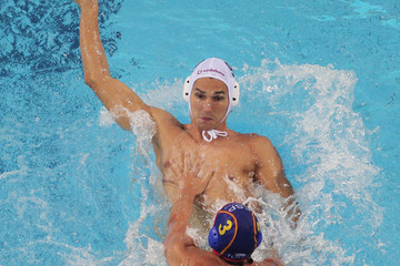 Eric Marsal Marti Men's Water Polo Day Seven - 14th FINA World Championships