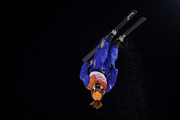 Mengtao Xu Freestyle Skiing - Winter Olympics Day 6
