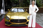Kym Johnson attends the Mercedes-Benz Academy Awards Viewing Party at The Four Seasons Hotel Los Angeles at Beverly Hills on February 09, 2020 in Los Angeles, California.