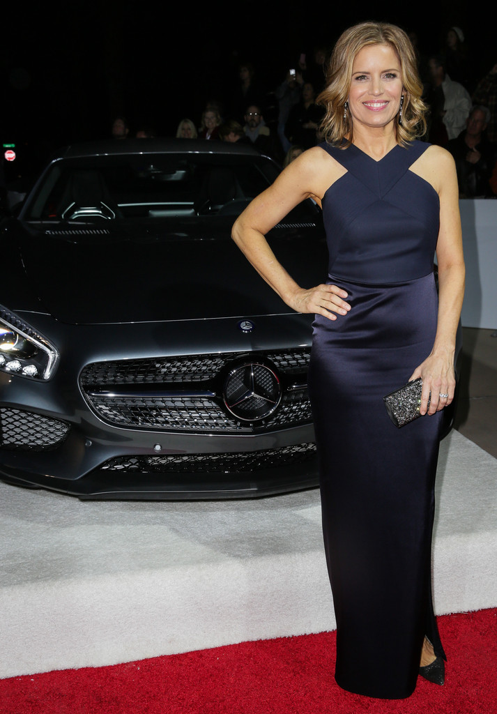 Kim dickens photos photos mercedes benz arrivals at the for Mercedes benz of palm springs